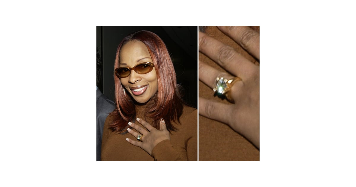 Mary J. Blige | More Than 100 Celebrity Engagement Ring ...
