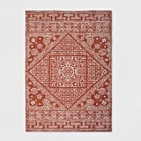 Dot Medallion Outdoor Rug