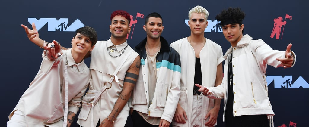 CNCO Performance At MTV VMAs Pre-Show