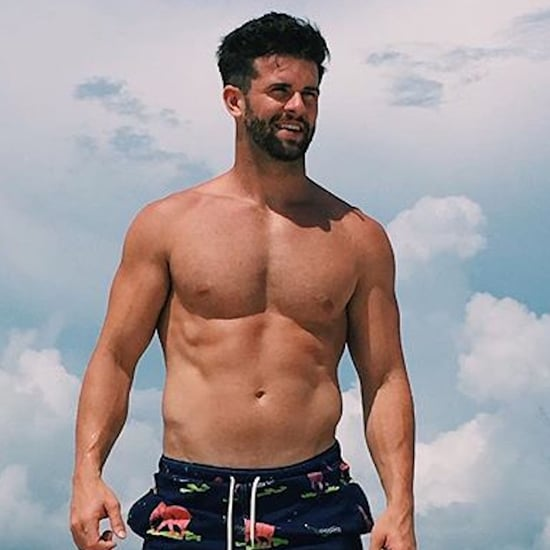 The Bachelorette's Jed Wyatt Shirtless Pictures