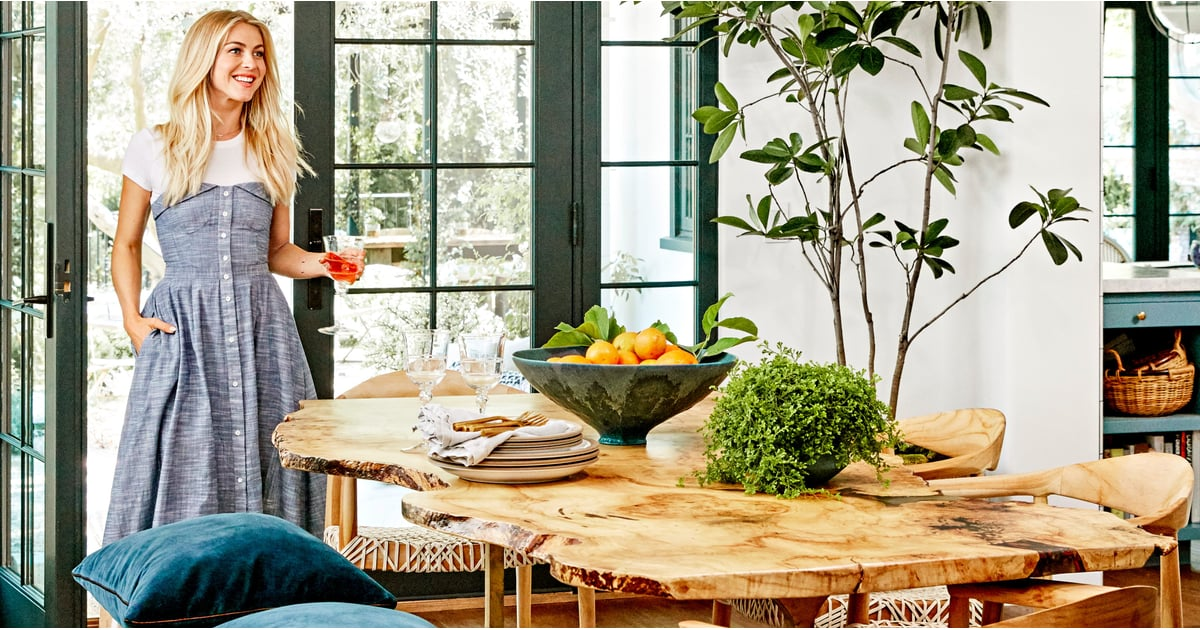 Julianne hough better homes gardens popsugar home Better homes and gardens website australia