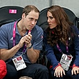 """Kate: """"How does this sport work, again?"""""""