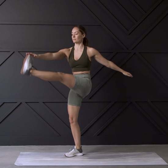 Heather Robertson's 35-Minute Fat-Burning HIIT Workout Video