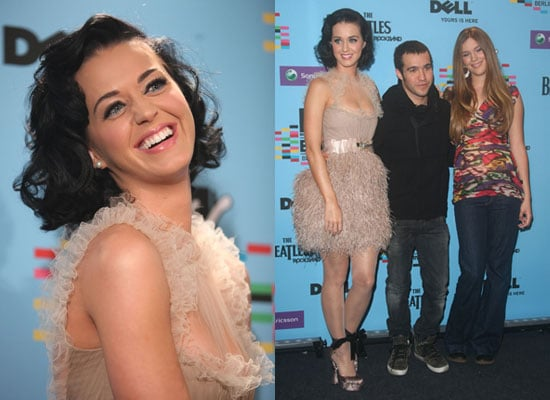 Photos of Katy Perry, Pete Wentz, Joss Stone at MTV EMA Press Conference