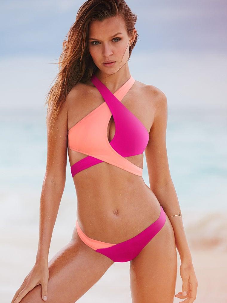 Victoria's Secret Surf Wrap Halter ($48)