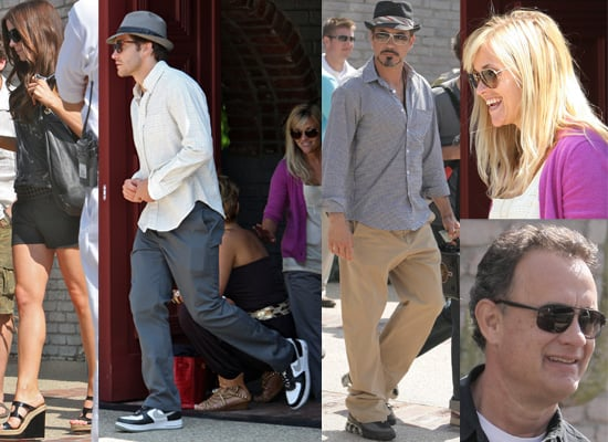 26/05/2009 Reese Witherspoon, Jake Gyllenhaal, Robert Downey Jr, Tom Hanks, Guy Ritchie, Kate Beckinsale