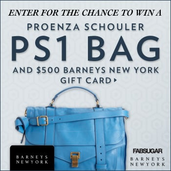 Enter to Win a Proenza Schouler PS1 Bag and a $500 Gift Card From Barneys!