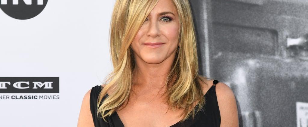 Jennifer Aniston's Favourite Workout