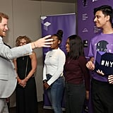 Prince Harry's Speech About Diana as a Role Model Video 2019