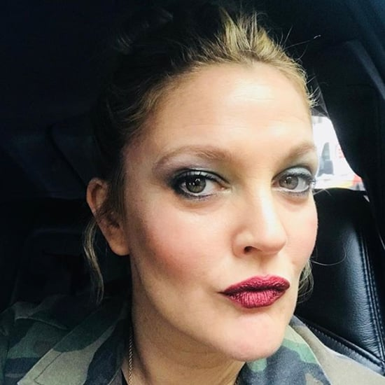 Drew Barrymore Called Out For Wearing Too Much Makeup