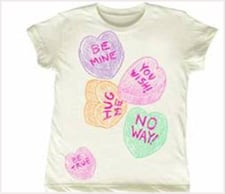 Made U Look Tee for Kids