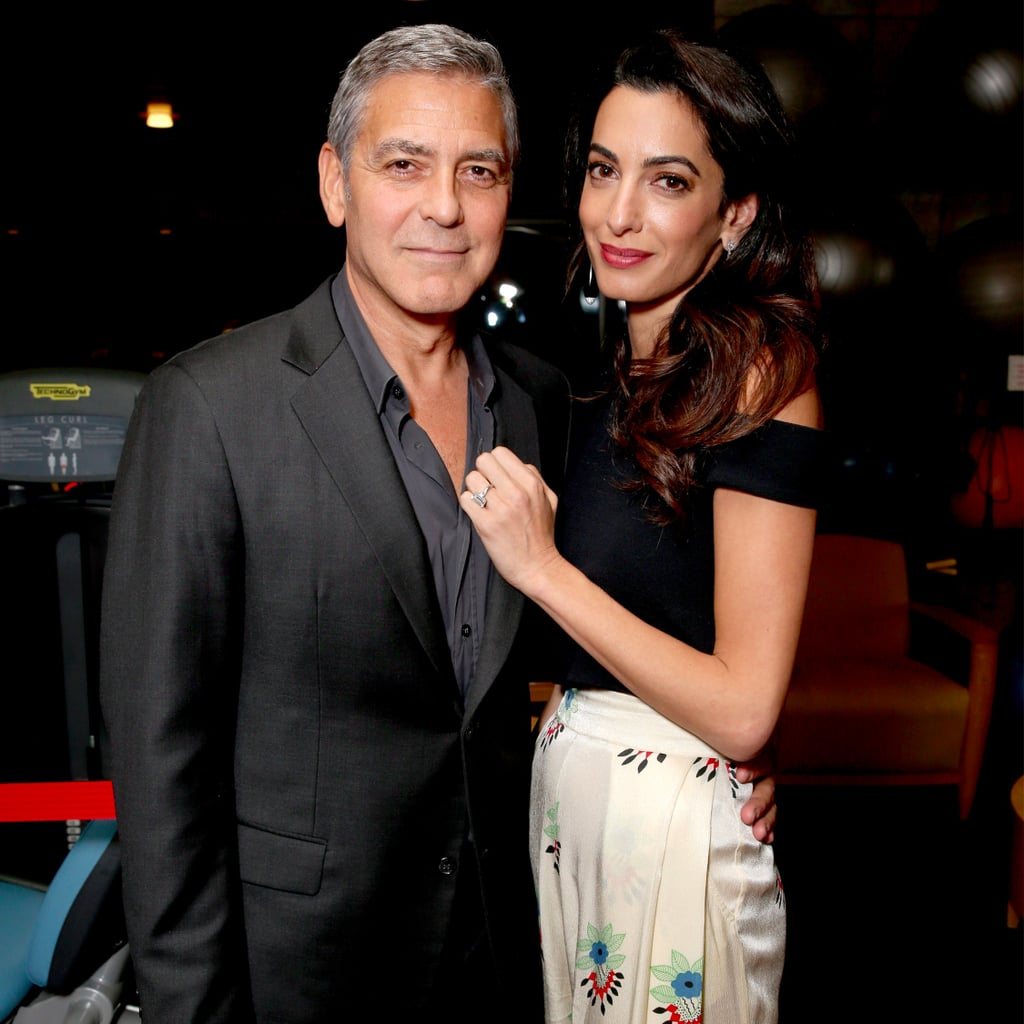 George and Amal Clooney Buy NYC Apartment