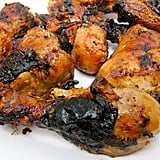 Brown Sugar-Crusted Grilled Chicken