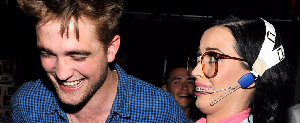 Katy Perry and Robert Pattinson's Friendship Is So Intriguing