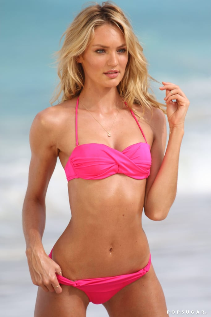 It's Not a $10 Million Bra, But Candice Can Still Rock a Bikini