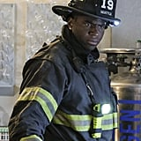 Okieriete Onaodowan in Station 19