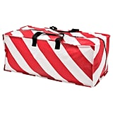 Vinter 2019 Red and White Storage Bag