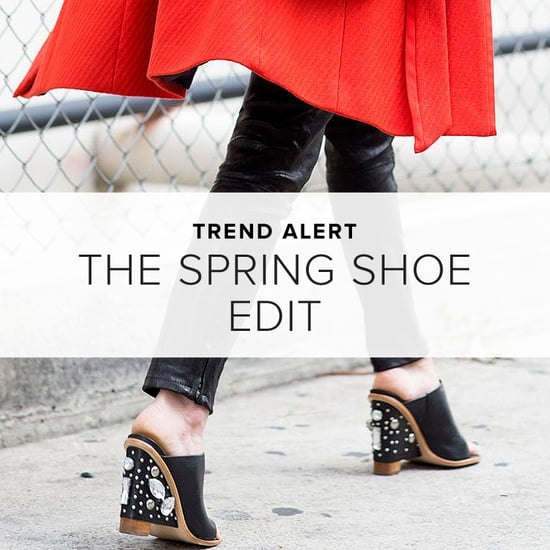 Spring Shoe Trends 2014 | Shopping