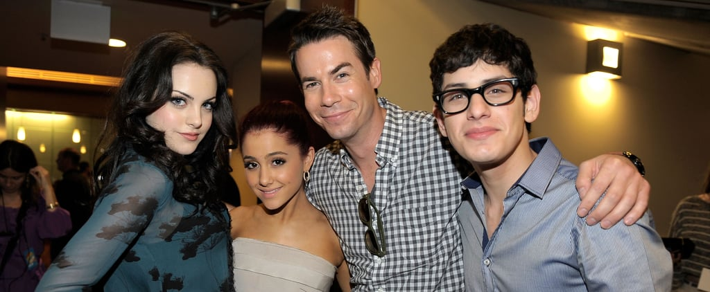Watch Ariana Grande's Victorious Reunion at Atlanta Concert