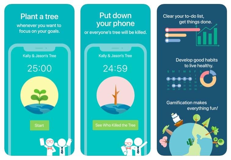 Flora — Focus Habit Tracker