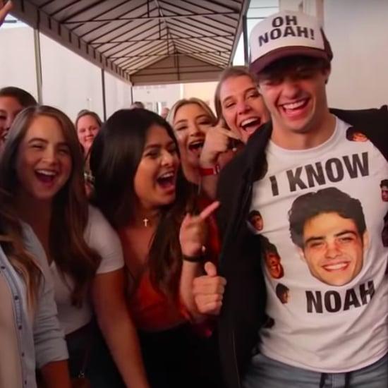 Noah Centineo Surprises Fans on Jimmy Kimmel Live Video 2018