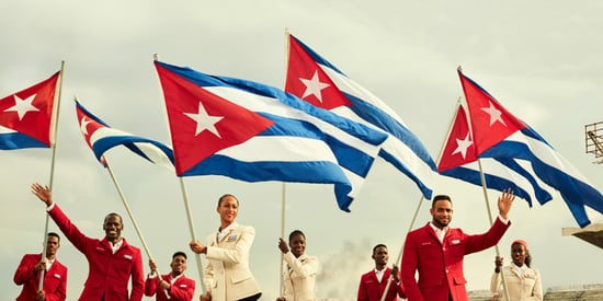 Why Did Christian Louboutin Design Cuba's Olympic Uniforms?