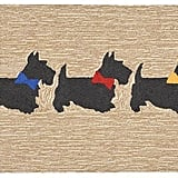 Scottie Doormat ($39)