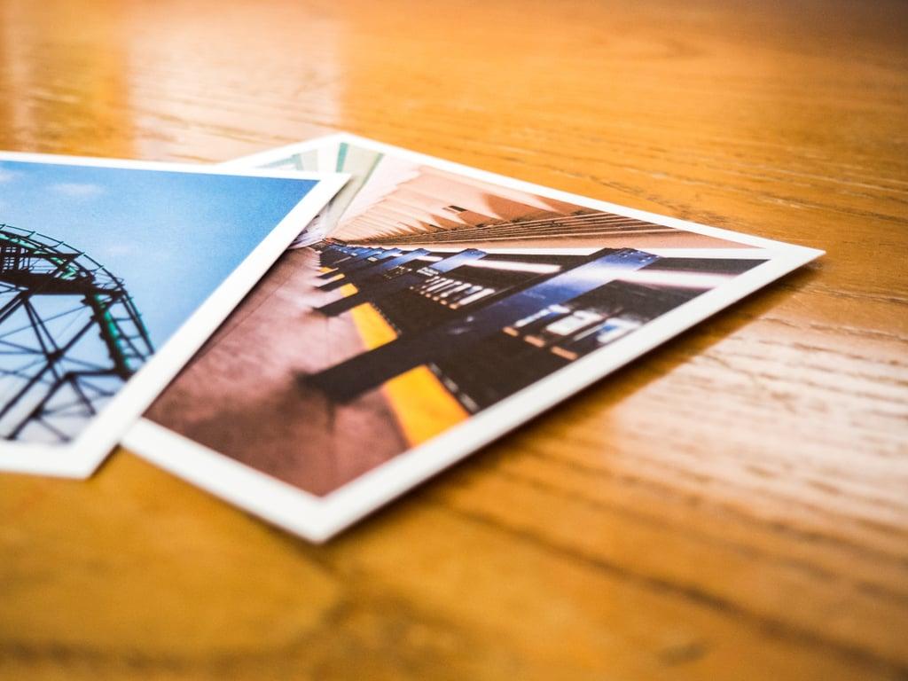Extra photo prints