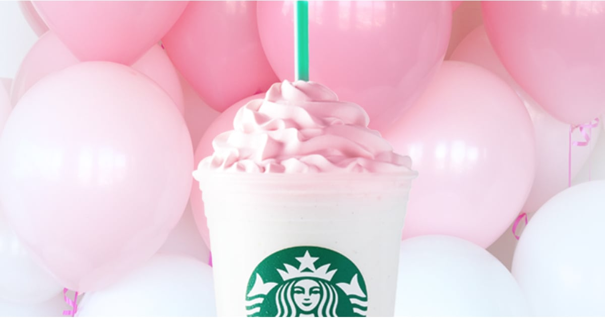 birthday cake frappuccino when can you get the starbucks birthday cake frappuccino 1751