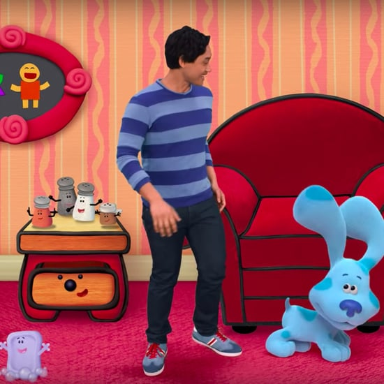 Blue's Clues and You First Look Video
