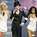 Christina Aguilera Talks About Feud With Britney Spears
