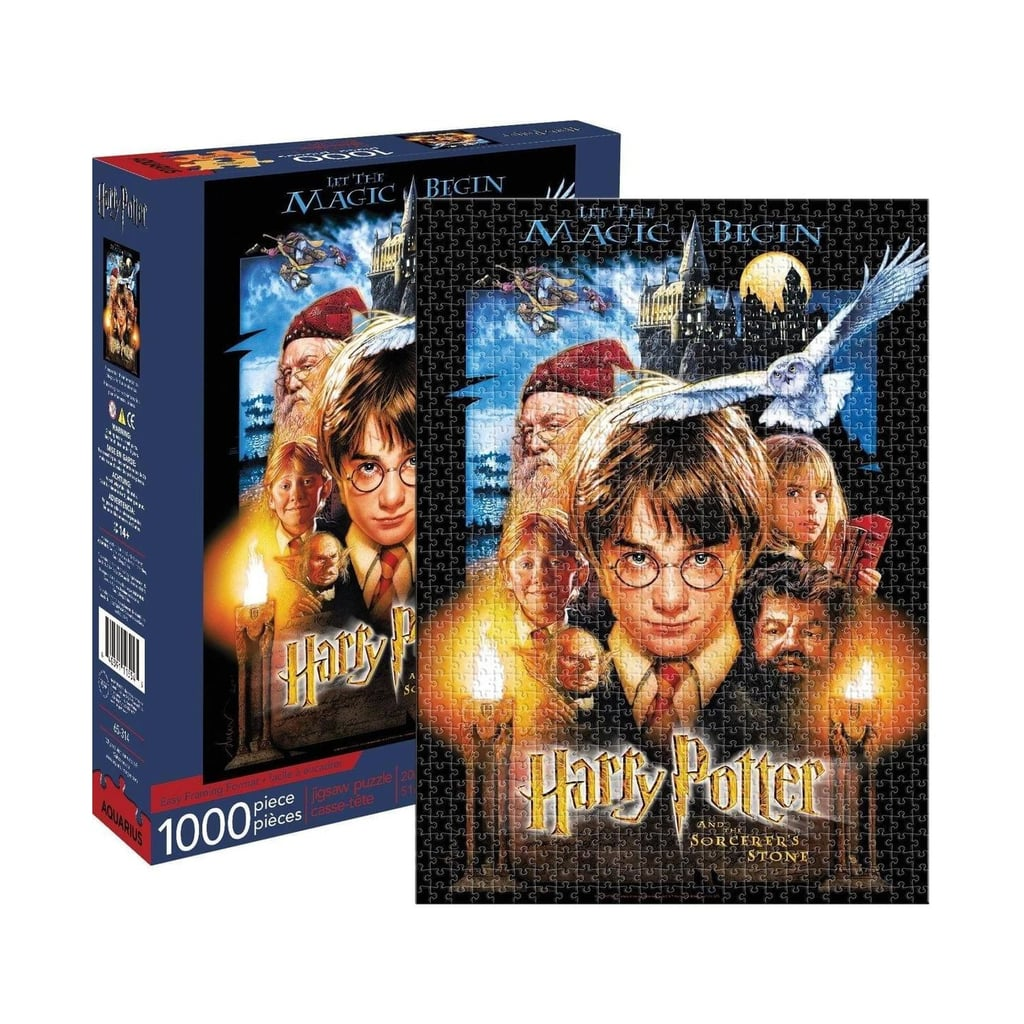Harry Potter and the Sorcerer's Stone 1000-Piece Jigsaw Puzzle