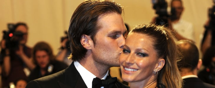 Gisele Bundchen and Tom Brady's Sexiest Met Gala Moments
