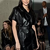 Kendall Jenner at Longchamp Fall 2019