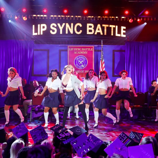 "Kate Upton ""Baby One More Time"" Lip Sync Battle Video"