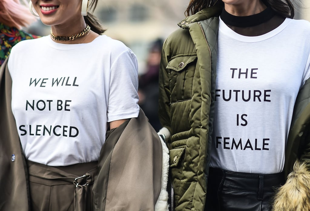 Stylish Feminist Clothing