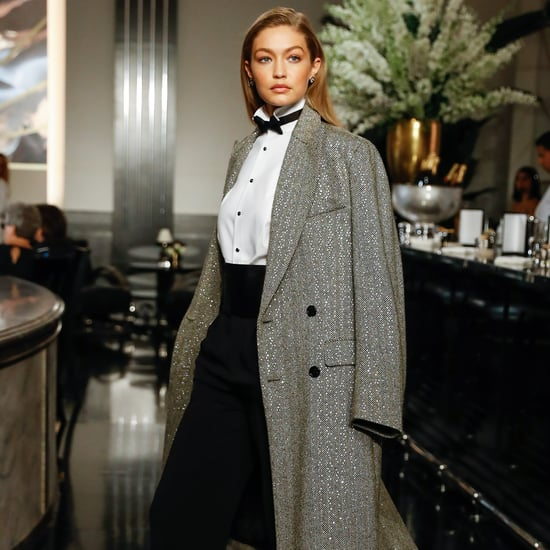 Gigi Hadid at Fashion Week Spring 2020