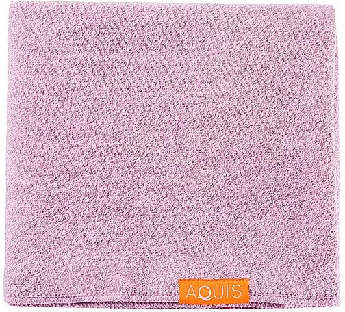 Aquis Hair Towel Lisse Luxe