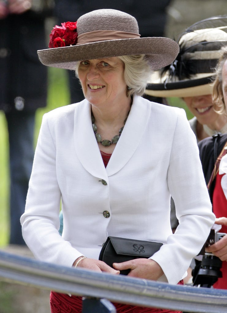 Cynthia Jane Fellowes, Baroness Fellowes