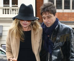 Kate Moss Rumoured to Be in Australia With Husband Jamie Hince of The Kills But is Nowhere to Be Seen