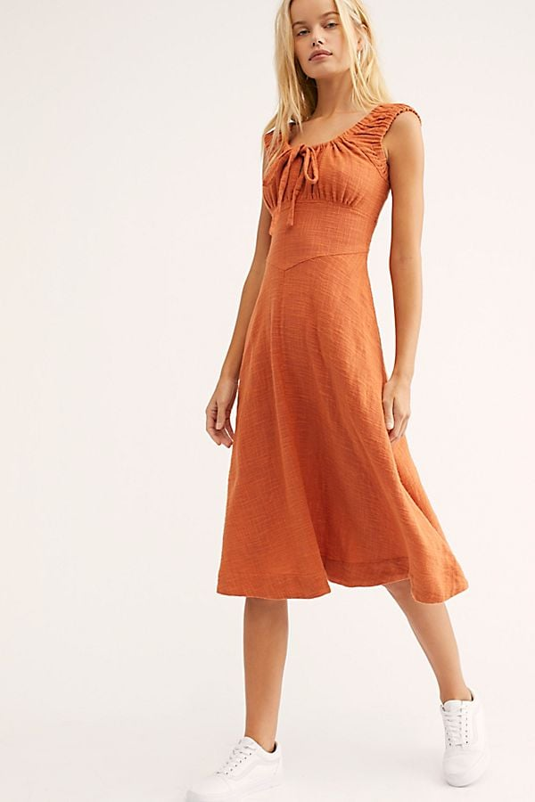 Lotti Midi Dress