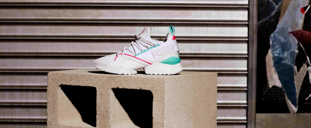 Puma's Muse Street Maia Sneaker