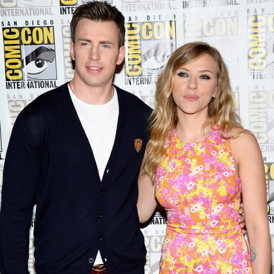 The Avengers and Captain America 2013 Comic-Con Panels