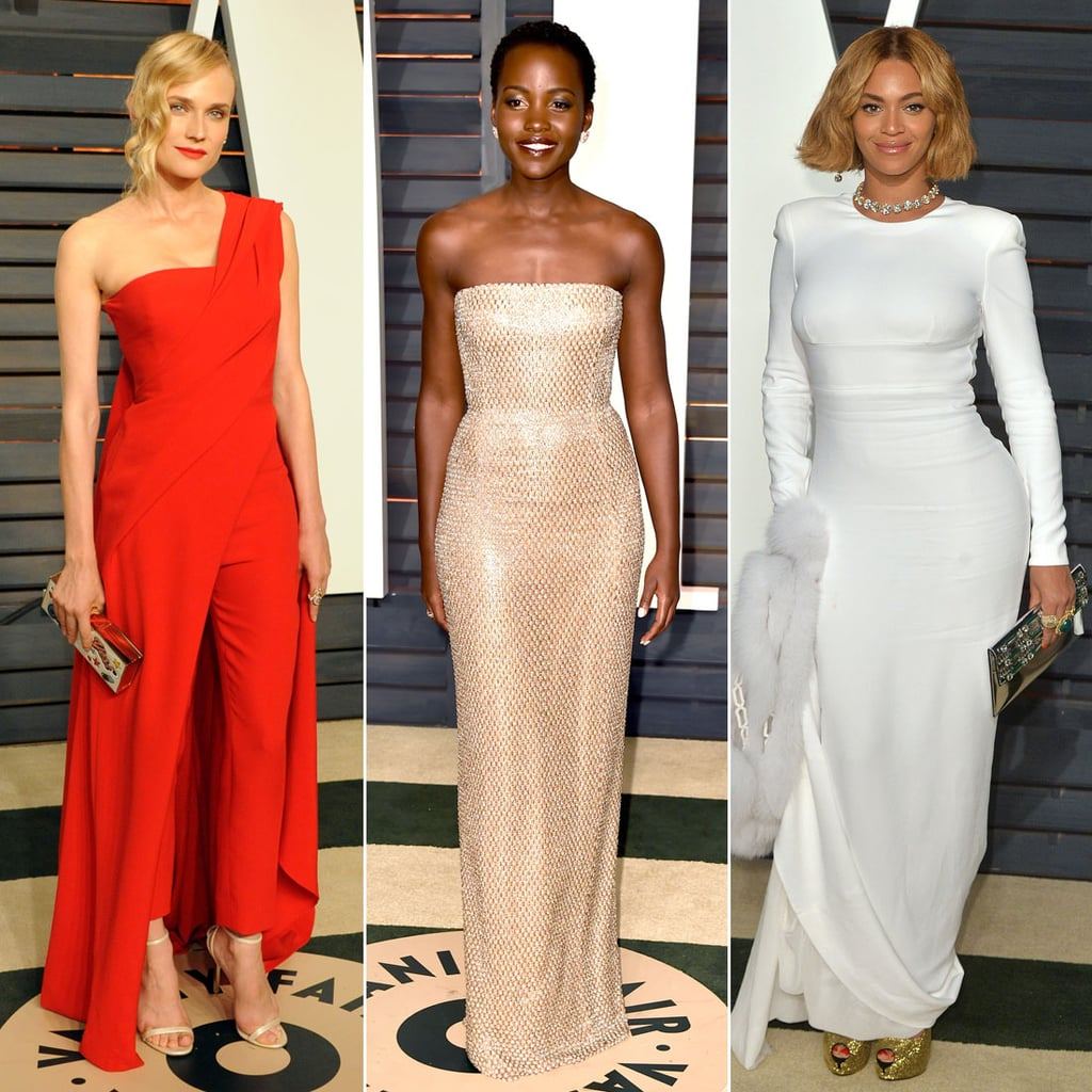 Oscars 2015 Afterparty Dresses | POPSUGAR Fashion