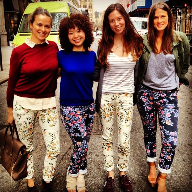 We took our Citizens of Humanity floral jeans for a test drive — and loved every minute of it.