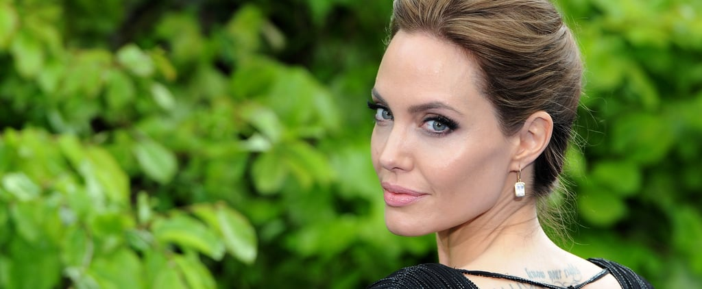Angelina Jolie Shares a Letter From a Girl in Afghanistan
