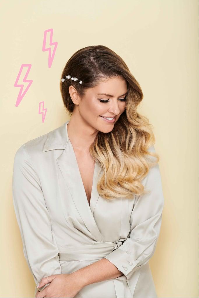 How to Curl Your Hair Like Elle Ferguson