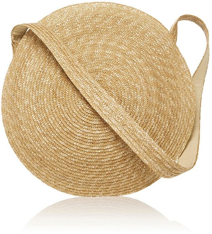 Samuji Circle Straw Bag