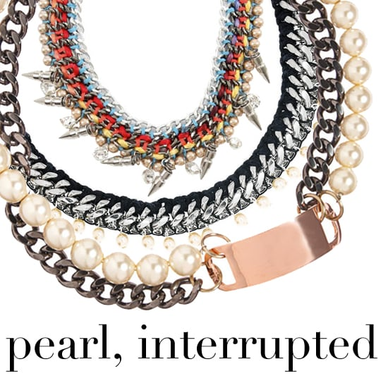 2011 Jewelry Trends — Pearl Statement Necklaces
