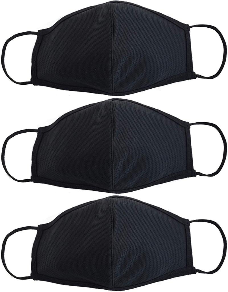 EnerPlex Premium 3-Ply Reusable Face Masks